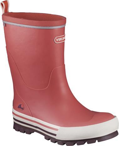 Viking Footwear Jolly Kumisaappaat Lapset, korall/multi