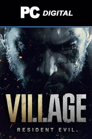 Resident Evil 8: Village, PC -peli