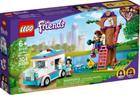 Lego Friends 41445, Eläinsairaalan ambulanssi