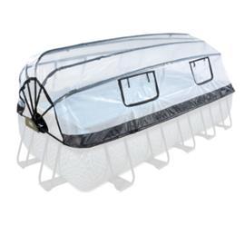 EXIT-kattoluukku uima-altaalle 540x250cm (sopii vain EXIT Rect. -Kehysaltaisiin)
