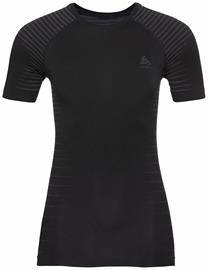 Odlo Women's Performance Light Base Layer T-Shirt Musta M