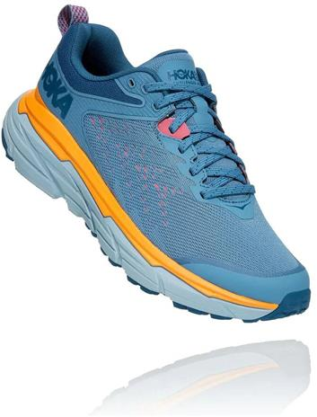 Hoka One One Challenger ATR6 W Wide Musta/Coral US 8,5