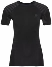 Odlo Women's Performance Light Base Layer T-Shirt Musta XL