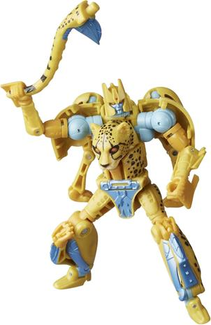 Transformers Generations War for Cybertron: Kingdom Deluxe -hahmo, Cheetor