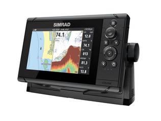 Simrad Cruise-7 Kaiku/karttaplotteri yhdistelmä