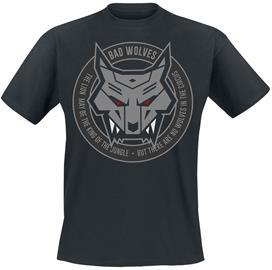 Bad Wolves - Lion Transformer - T-paita - Miehet - Musta