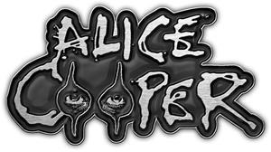 Alice Cooper - Eyes - Pinssi - Unisex - Hopeanvärinen