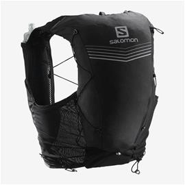 Salomon Adv Skin 12 Set Musta XL