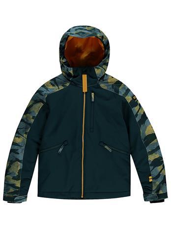 O'Neill Diabase Jacket green aop Jätkät