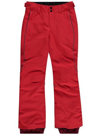 O'Neill Charm Regular Pants fiery red Tytöt