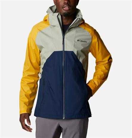 Columbia Rain Scape Jacket Vihreä M