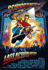 Last Action Hero - Steelbook (1993, 4k UHD + Blu-Ray), elokuva