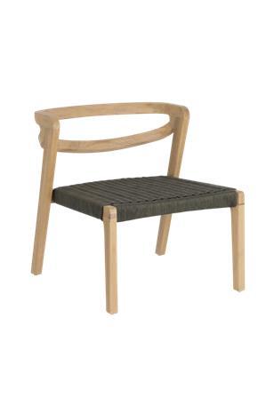 Kave Home Käsinojalliset tuolit Ezilda, 2/pakk.