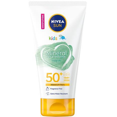 Nivea Kid's Mineral Sunscreen - 150 ml