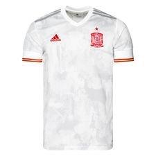 Espanja Vieraspaita EURO 2020 Lapset, Miesten takit, paidat ja muut yläosat