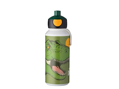 Mepal Juomapullo Pop-up Dino 400ml