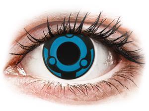 Gelflex CRAZY LENS - Vision - piilolinssit ilman näönkorjausta (2 kpl)