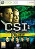 CSI Deadly Intent, Xbox 360 -peli