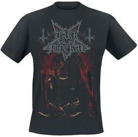 Dark Funeral - Dark Funeral - T-paita - Miehet - Musta