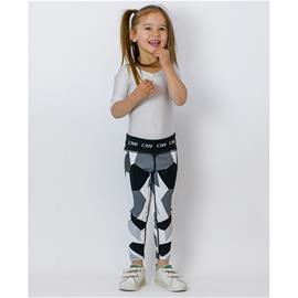 ICANIWILL Kids Camo Leggings, 4Y