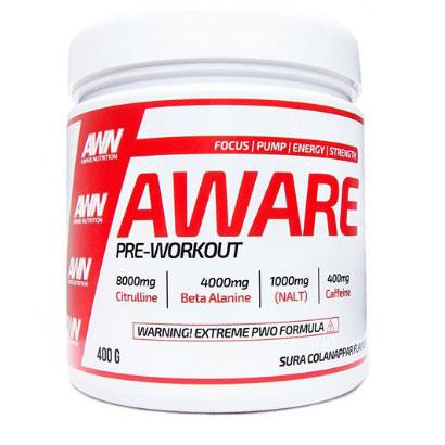 Aware Nutrition Aware PWO 400 g, Sura Colanappar