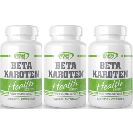 GAAM Health Series Betakaroten, 180 caps