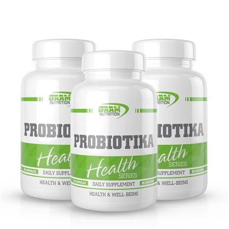 GAAM Health Series Probiotika, 270 caps