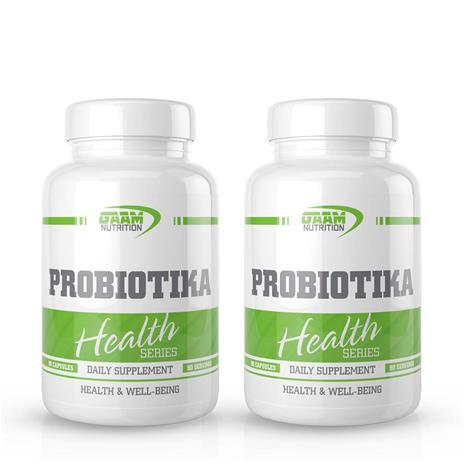 GAAM Health Series Probiotika, 180 caps