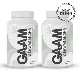 GAAM Health Series Ashwagandha, 200 caps