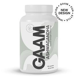 GAAM Health Series Ashwagandha, 100 caps