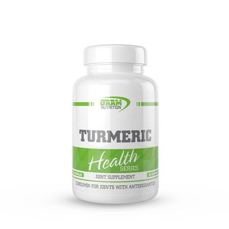 GAAM Health Series Turmeric, 60 caps