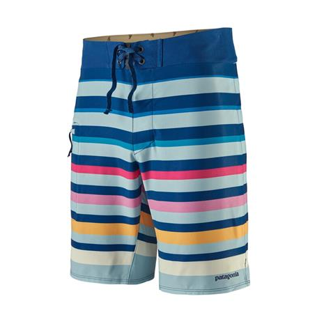 """Patagonia Stretch Planing Boardshorts 19"""""""" Men, sunset ombre/big sky blue"""