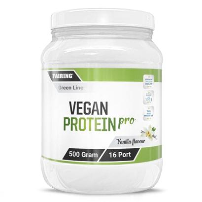 Fairing Vegan Protein Pro, 500 g, Vanilla