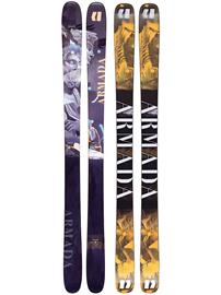 Armada N Shift Mnc13 SH 90mm 2021 Ski Bindings black, Laskettelu ja lumilautailu