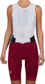 Sportful Bodyfit Pro Bib-shortsit Naiset, red wine