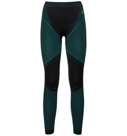 Odlo Performance Light pitkät naisten tuulisuoja-alushousut
