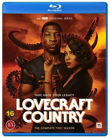 Lovecraft Country: Kausi 1 (Blu-Ray), TV-sarja