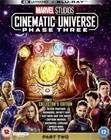 Marvel Studios Cinematic Universe - Phase 3 part 2 (4k UHD + Blu-ray) , elokuva