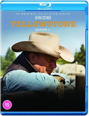 Yellowstone: Kausi 1 (2018, Blu-Ray), TV-sarja