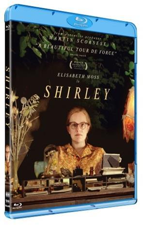Shirley (2020, Blu-Ray), elokuva