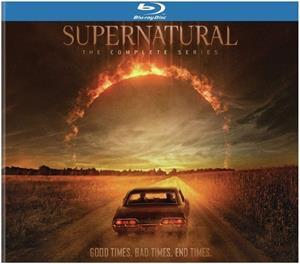 Supernatural: Koko sarja (Blu-Ray), TV-sarja