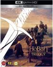 Hobitti Trilogia - Extended Edition (The Hobbit 1-3, 4k UHD), elokuva