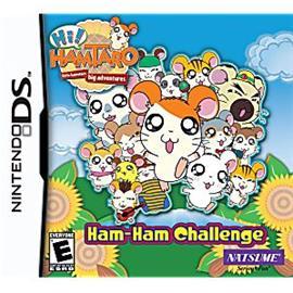 Hi Hamtaro! Ham-Ham Challenge, Nintendo DS -peli