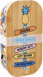 Lilo & Stitch - Ohana Lunchbox - Eväsrasia - Unisex - Monivärinen