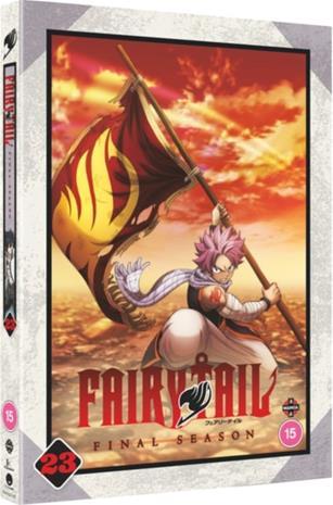 Fairy Tail: The Final Season - Part 23, TV-sarja