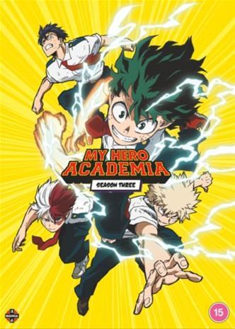 My Hero Academia: Kausi 3, TV-sarja