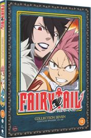 Fairy Tail: Collection 7 (Jaksot 143-164), TV-sarja