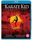 The Karate Kid 1-4 (Blu-Ray), elokuva
