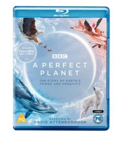 A Perfect Planet (2021, Blu-Ray), TV-sarjaa