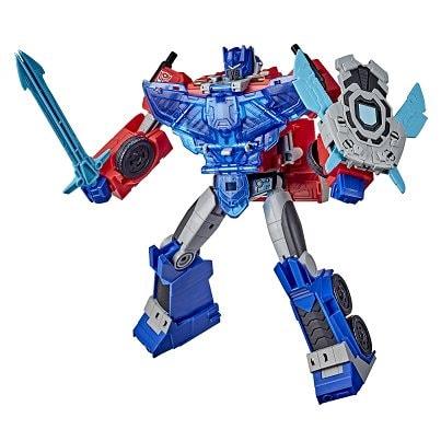 Transformers Cyb Battle Call Officer -hahmo, Optimus Prime